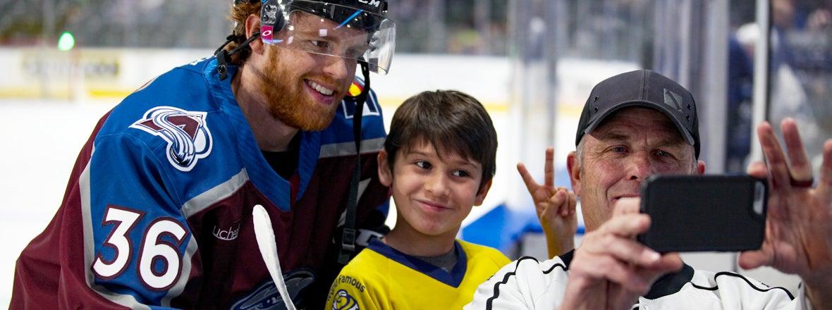 2019-20 AHL Team Business Awards | Colorado Eagles 99