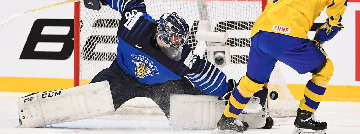 Colorado Signs Finnish Goaltender