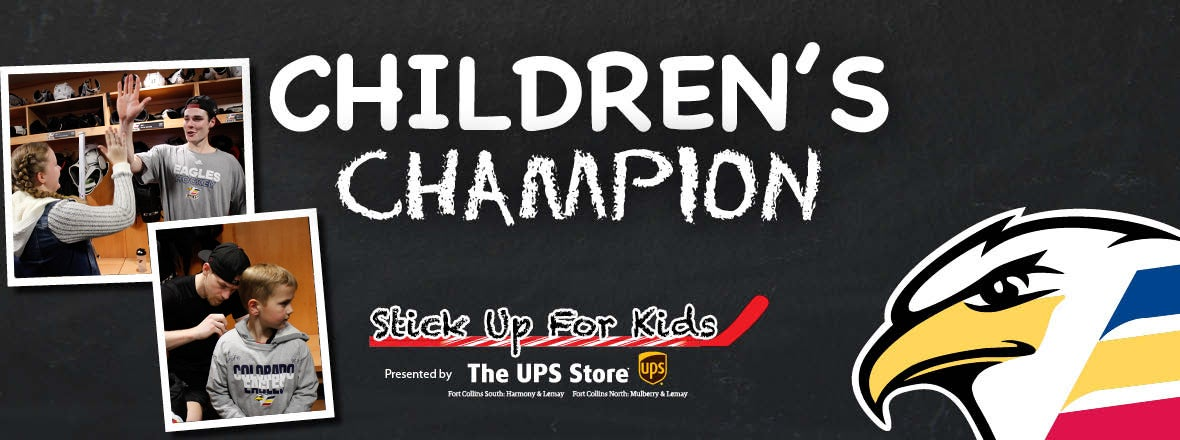 Nominate a Chicldren's Champion