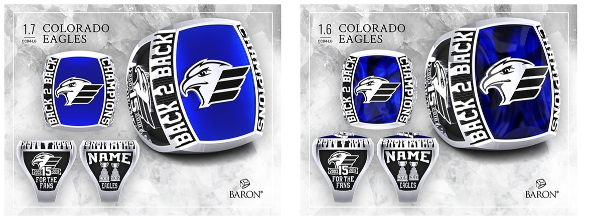 Championship Ring Ceremony & Ring Bearer Giveaway