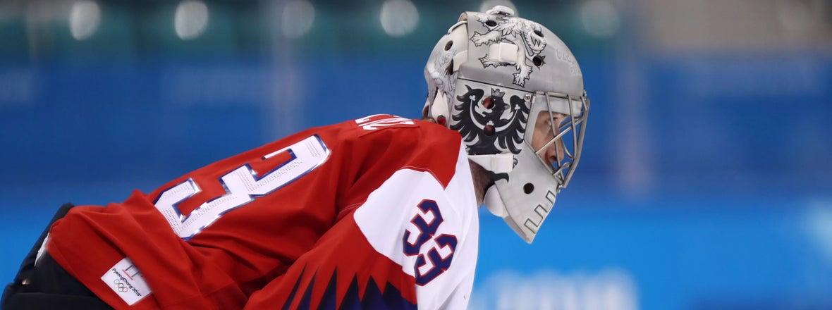 Francouz Joins Czech Republic for IIHF World Championships