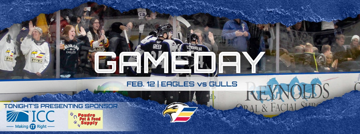 Feb  12 Puck Drop Preview | Colorado Eagles