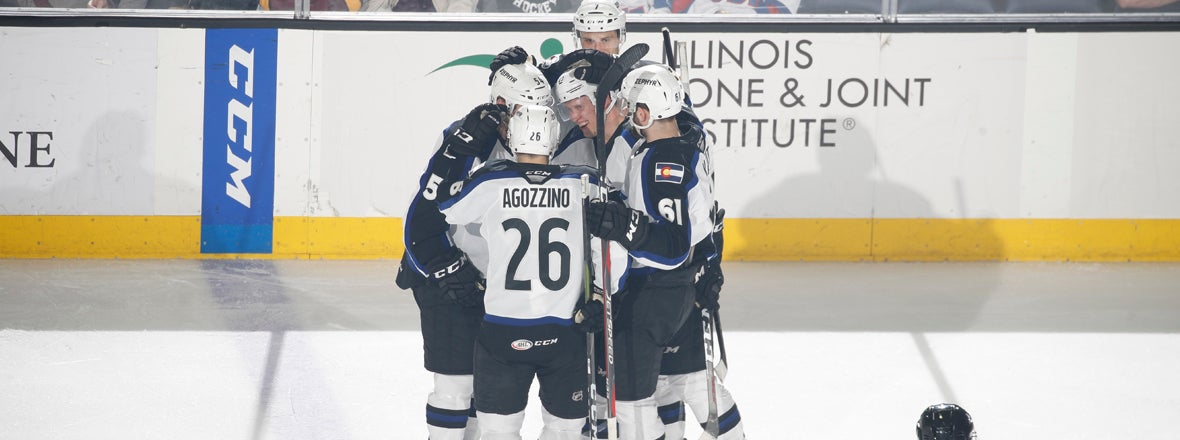Eagles Earn Big Points in 3-2 Shootout Win over Wolves