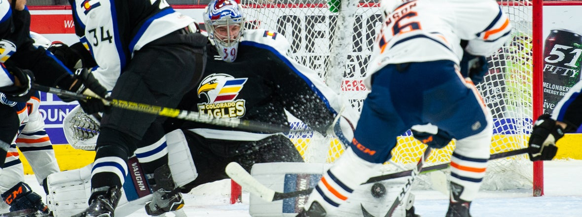 Condors Score Five Goals in Third, as Eagles Fall 5-2