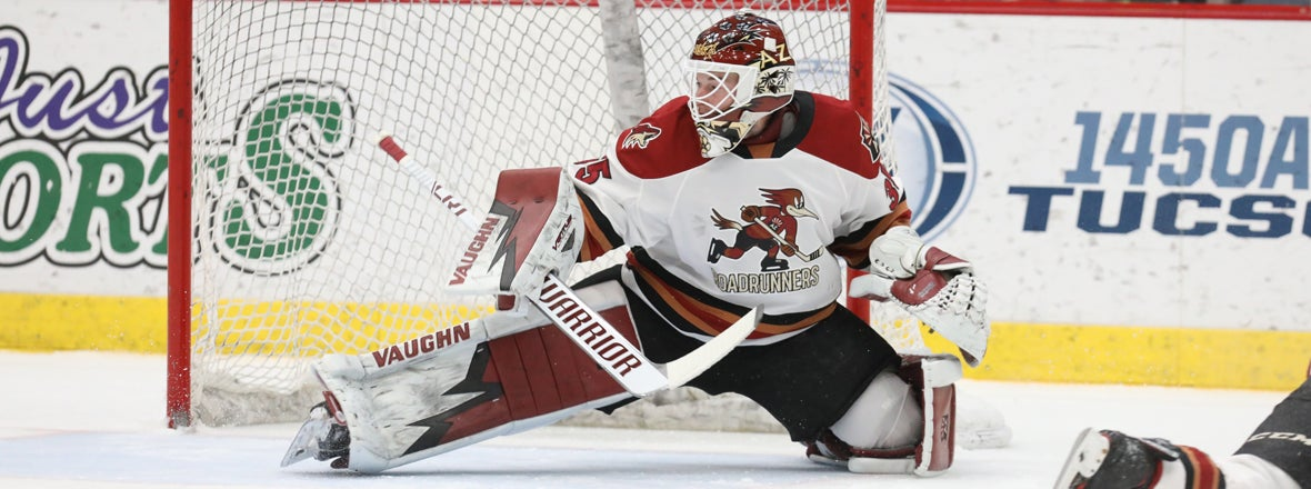 Colorado Signs Goaltender Hunter Miska