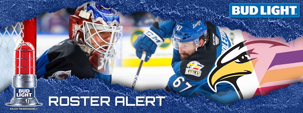 Middleton, Werner Reassigned to Eagles