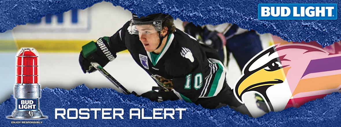 Eagles Sign ECHL Rookie of the Year Matthew Boucher