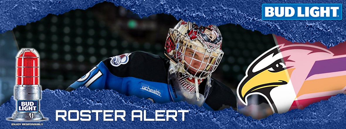 Avalanche Signs Trent Miner