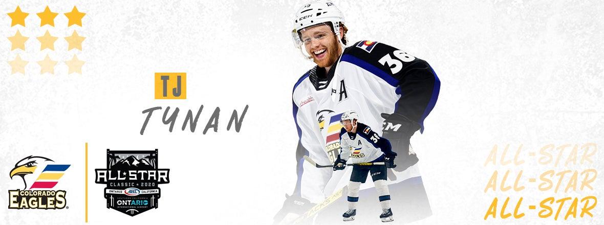 Tynan Named 2020 AHL All-Star