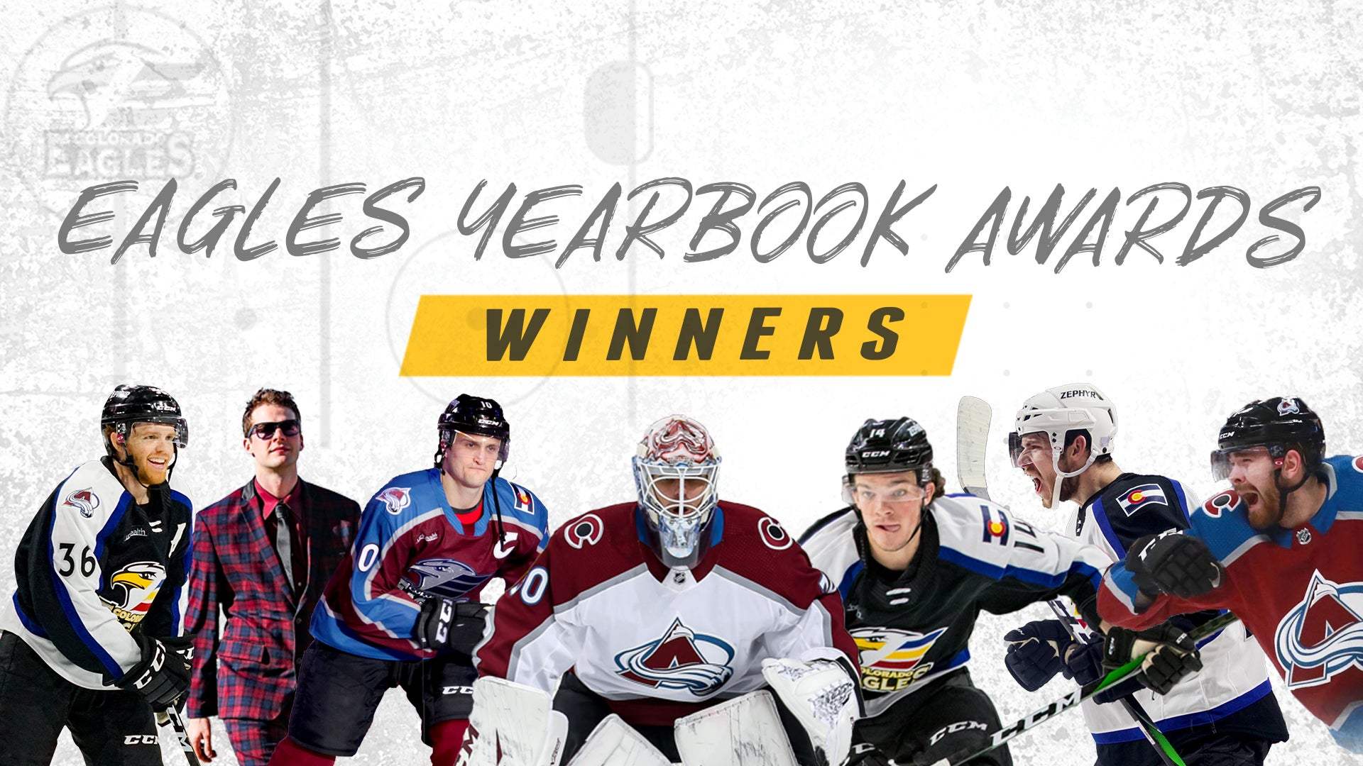 Eagles Announce 2019-20 Yearbook Award Winners | Colorado Eagles 16