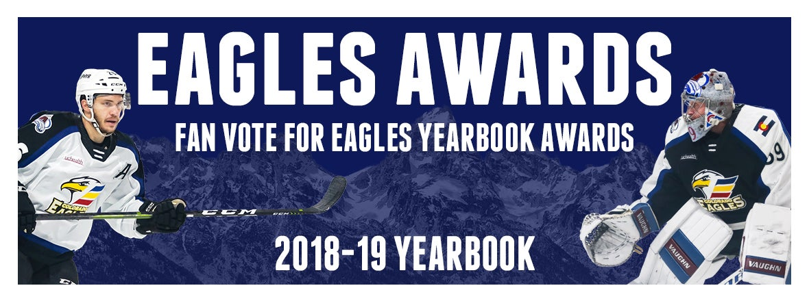 Eagles Yearbook Awards