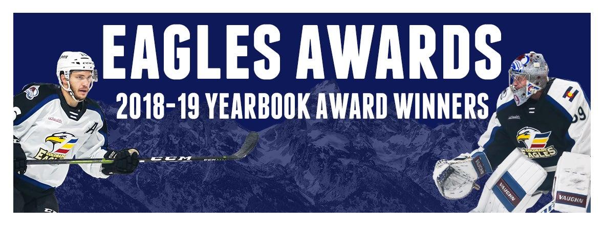 Eagles Awards Winners