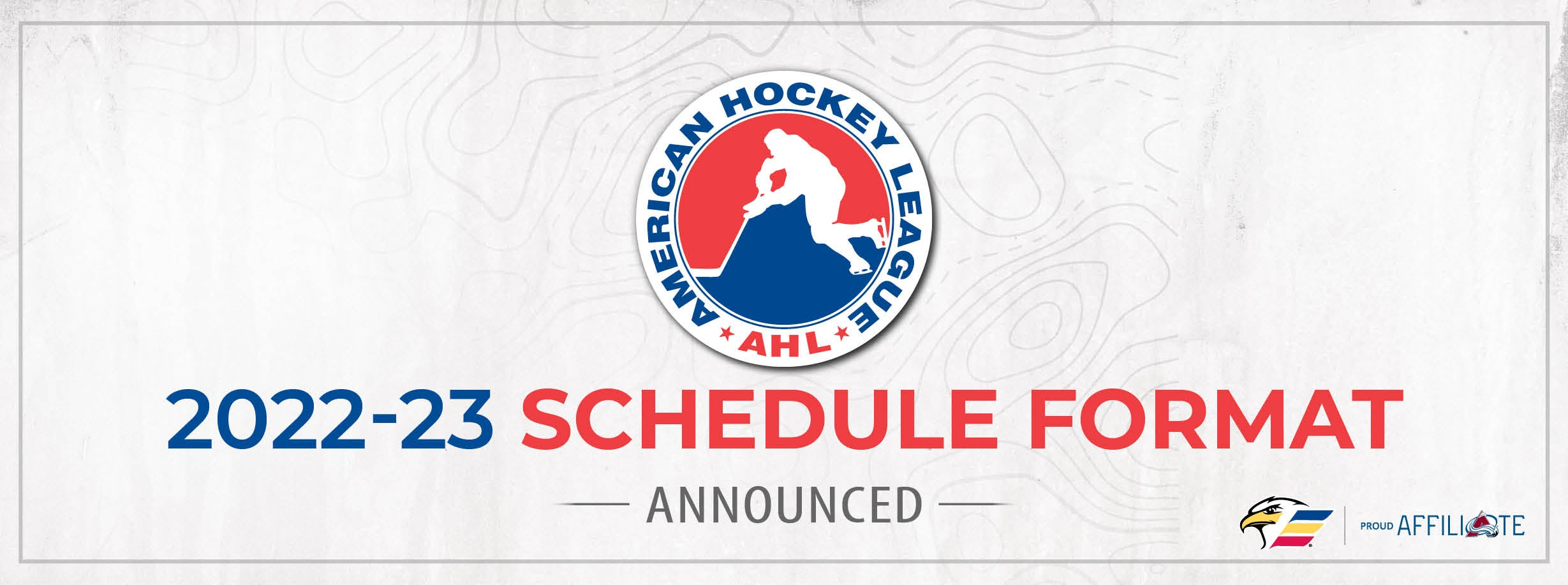 AHL Approves Plan for Schedule Unification