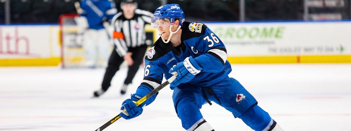 Tynan Named to 2020-21 AHL All-Star Team