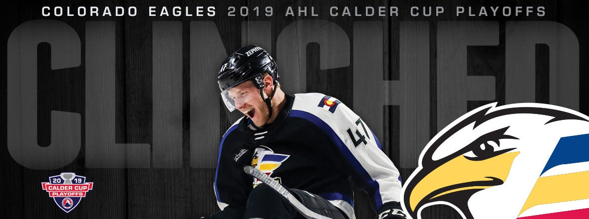 Eagles Clinch Berth in Calder Cup Playoffs