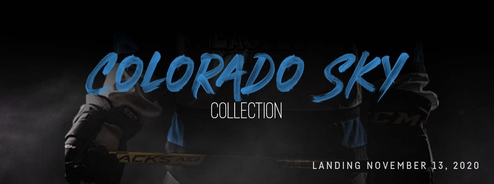 Colorado Sky Collection Landing November 13