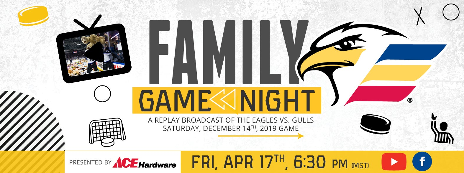 Join us for Family Game Night