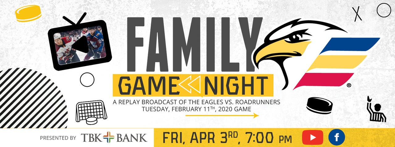 Family Game Night on Facebook & YouTube