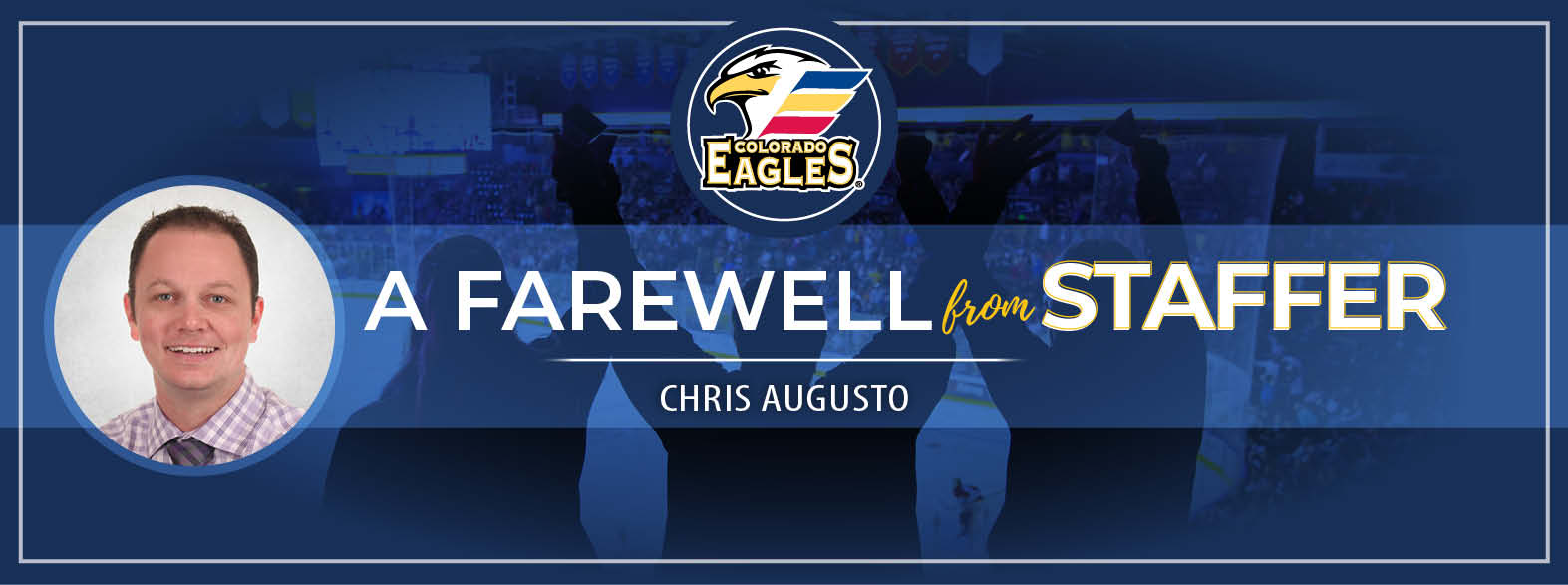 Eagles Wish Augusto Best of Luck in New Career