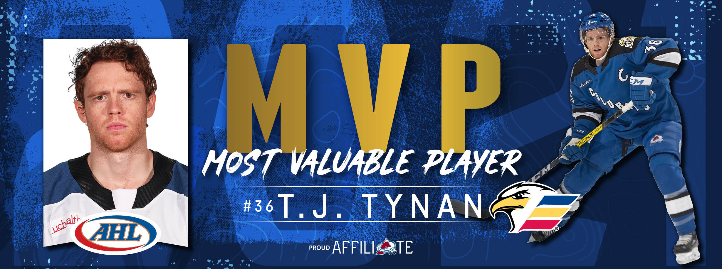 Tynan Named AHL's Most Valuable Player