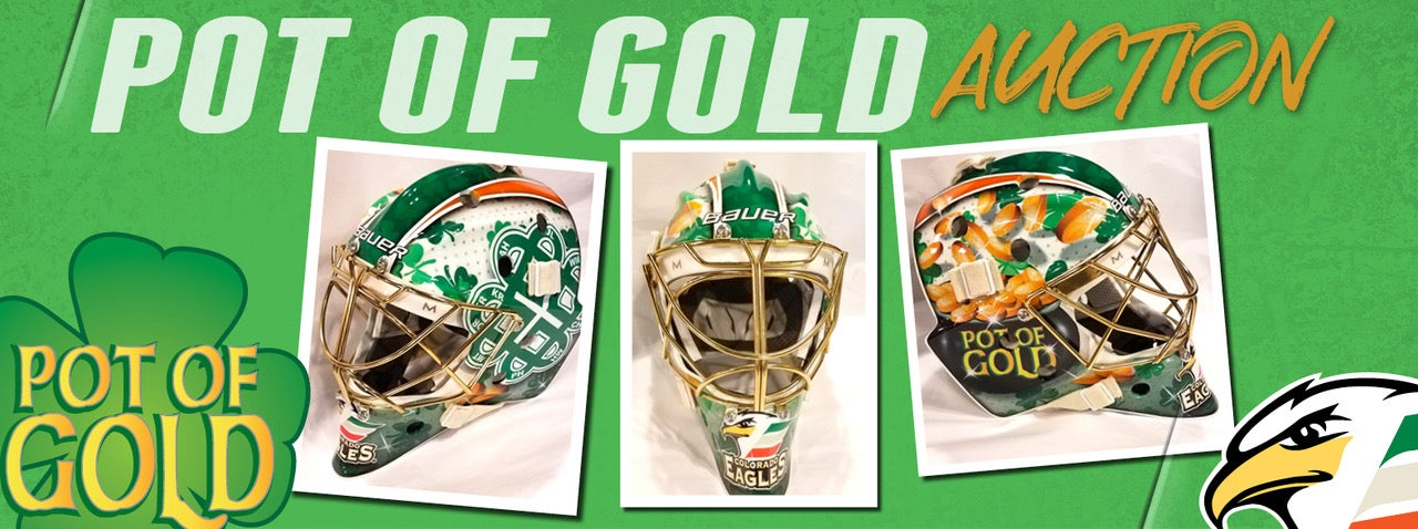 Miska Designs Special Pot of Gold Mask