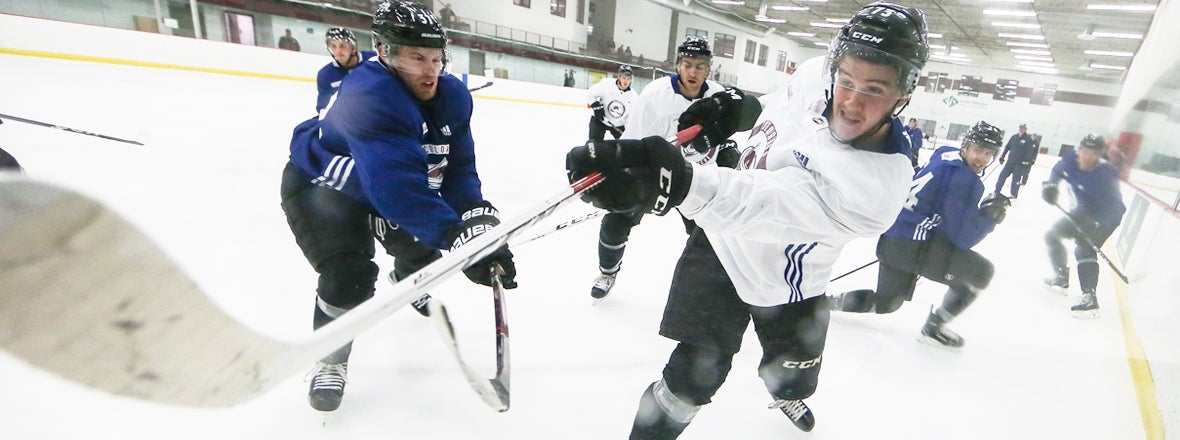 Avalanche Announce Training Camp Schedule