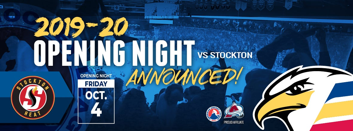 Opening Night Opponent Announced