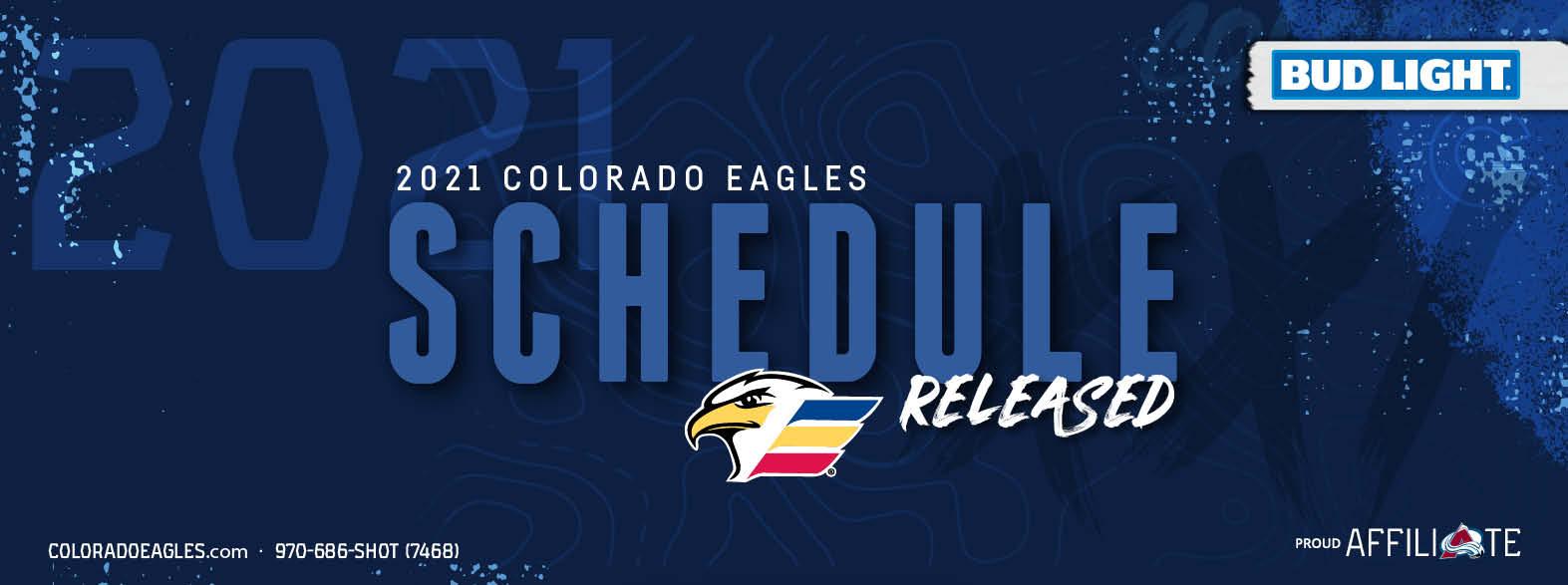 Eagles Announce Regular Season Schedule