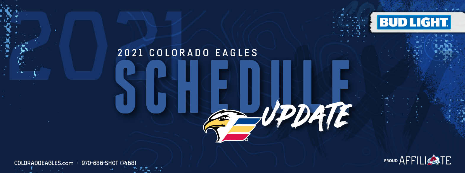 Eagles Announce Rescheduled Game Dates