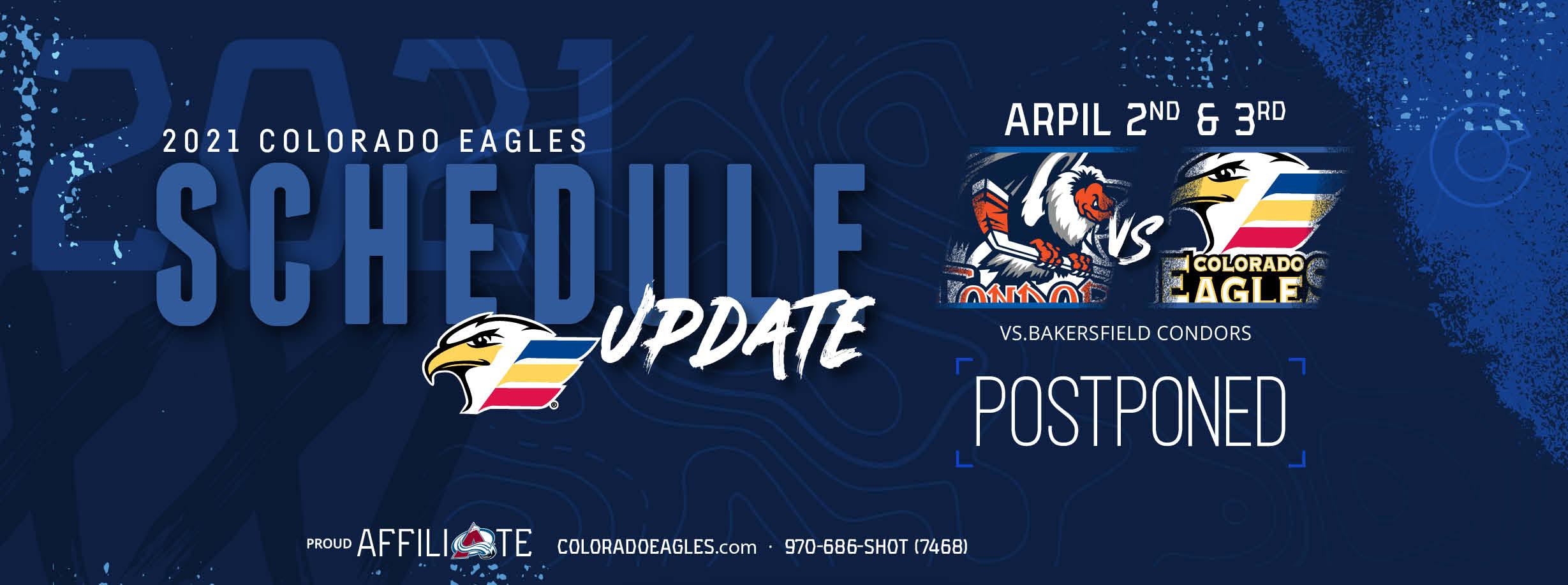 AHL Announces Schedule Changes