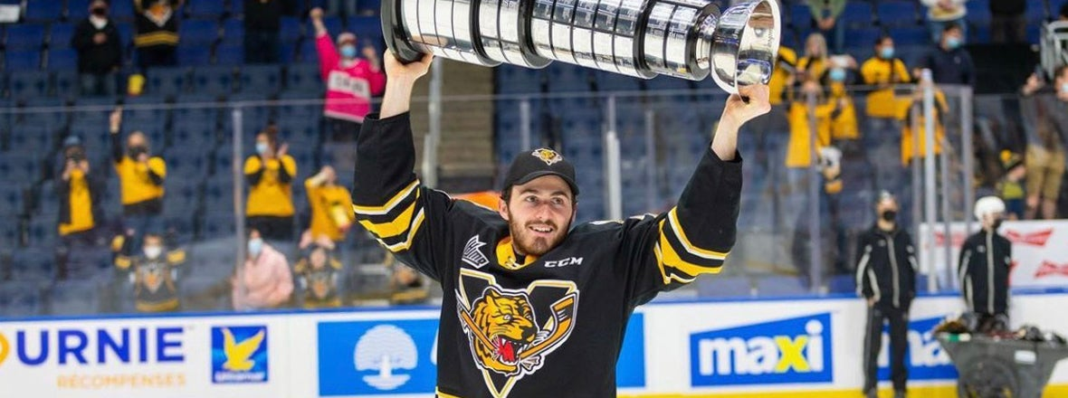 Tardif Excited, Fortunate to Join Colorado Eagles